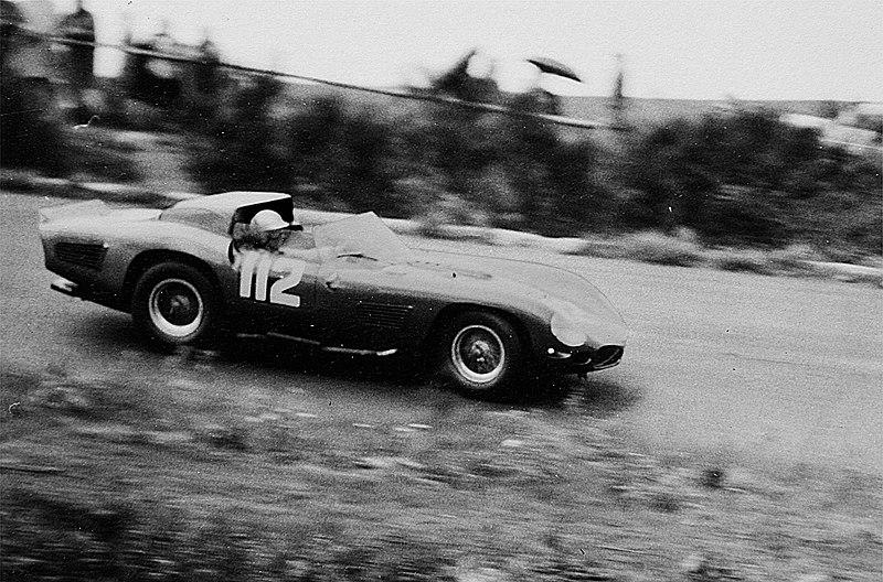 Ferrrari 250 TRI, 1963'te Nürburgring'de