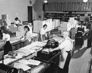 Mektupla Eğitim Veren Saskatchewan Okulu, Kasım 1948