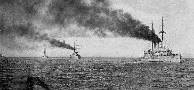 İoann Zlatoust ve Yevstafi önderliğinde Rus Karadeniz Filosu