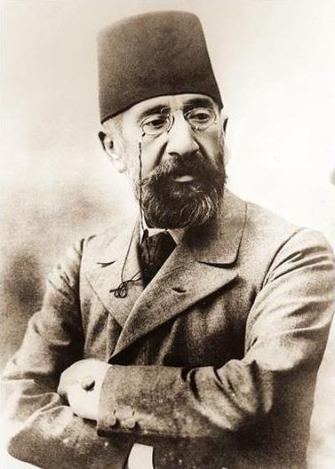 Sanâyi-i Nefîse Mektebinin kurucusu Osman Hamdi Bey