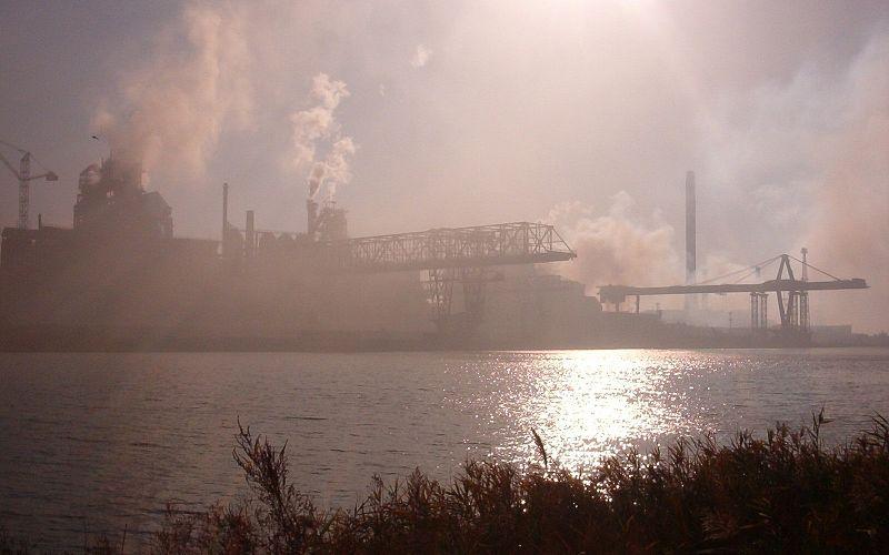 Ukrayna'daki Azofstal fabrikası