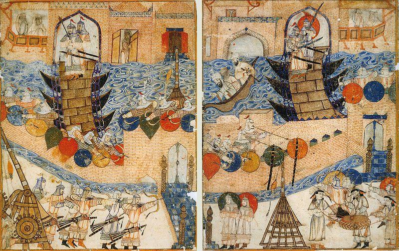 Bağdat Kuşatması (1258)