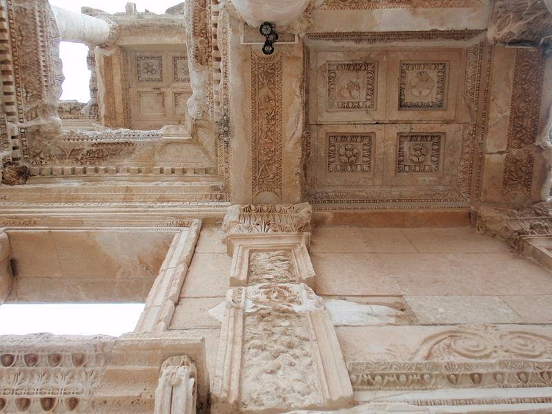 Celcus Kütüphanesi - Efes