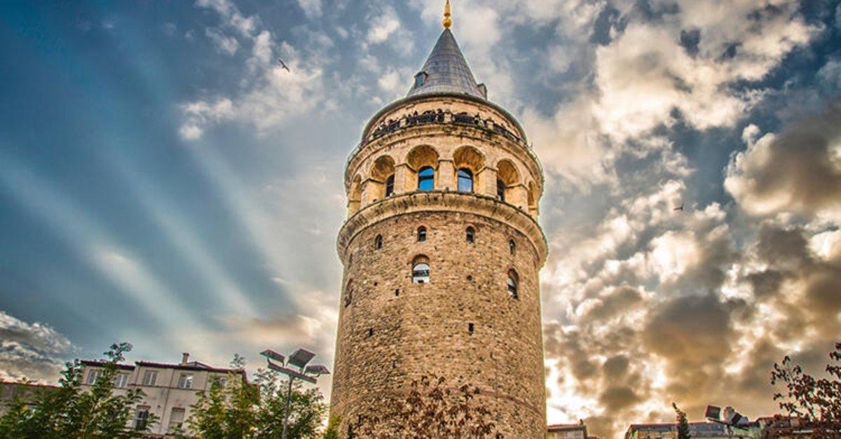 Galata Kulesi Yapımı Ve Tarihi