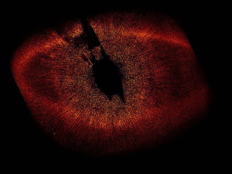 NASA tarafından resmi yayımlanan ilk Güneş Sistemi dışı gezegen: Fomalhaut b.