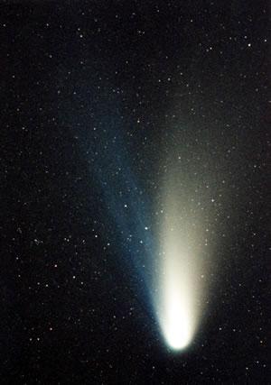Hale-Bopp kuyruklu yıldızı