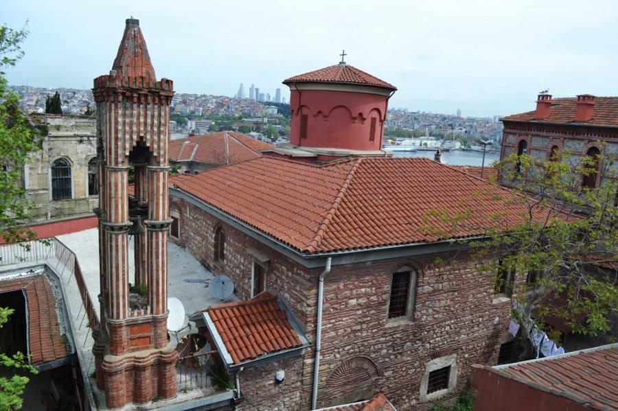 Kanlı Kilise - Moğolların Azize Meryem Kilisesi