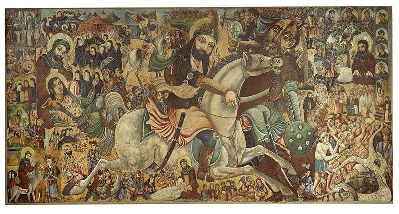 Kerbelâ Olayı (10 Ekim 680)