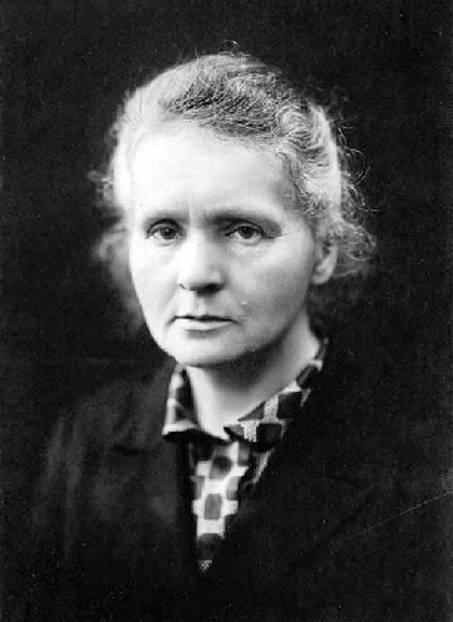 Marie Curie (1867-1934) - Nobel Ödülü'nü Alan İlk Kadın
