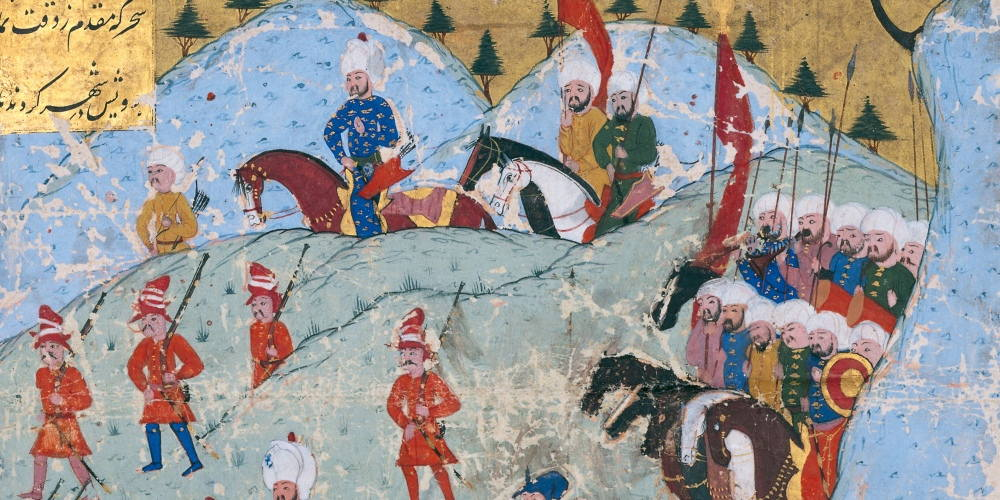 Osmanlı Ordusunda Sefere Çıkılmadan Önce Yapılan Hazırlıklar