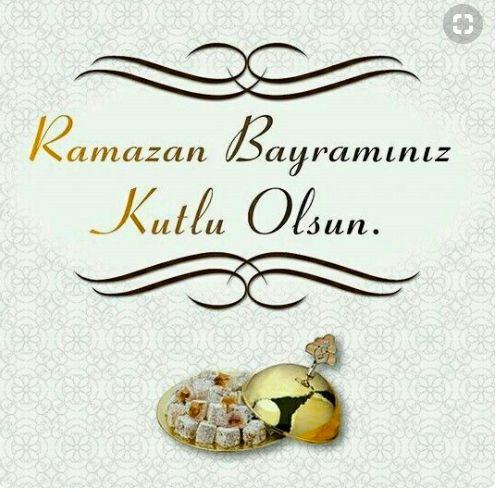 2021 Ramazan Bayramınız Mübarek Olsun
