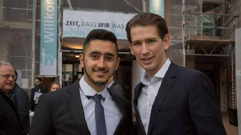 Avusturya Başbakanının Partisi Filistin'e Destek Veren Siyasetçiyi Partiden İhraç Etti