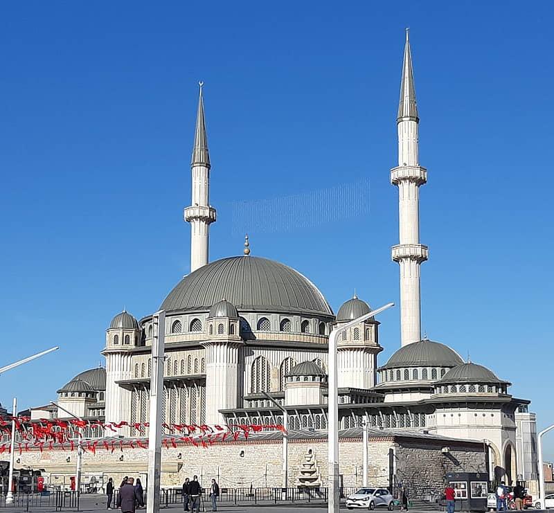 Taksim Camii